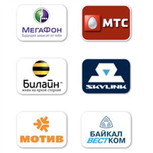 Операторы сотовой связи Сандово