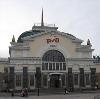 Железнодорожные вокзалы в Сандово