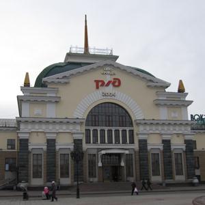 Железнодорожные вокзалы Сандово