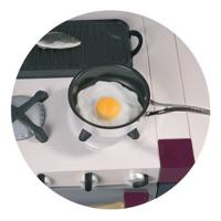 Кафе Семь Вечеров - иконка «кухня» в Сандово