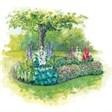 Гостиница Весь - иконка «сад» в Сандово